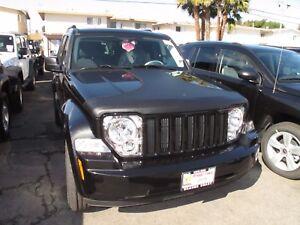 Colgan T-Style Hood Bra Fits Jeep Liberty 2008 2009 2010 2011 2012