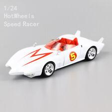 HotWheels 1/24 Speed Racer Mach 5 Mattel 2007 Diecast Car Model Collectible