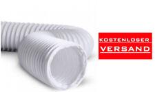 PANF Spiralschlauch VF-weiß 125mm x 3m Polyurethan Luftkanal Flexschlauch