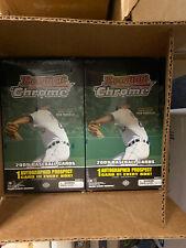 2009 Bowman Chrome Baseball Factory Sealed Wax Box From Case Freddie Freeman R!