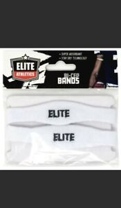 2pk Elite Athletics Bi-Cep Bands: free shipping