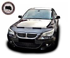 Steinschlagschutz für BMW 5 E60 E61 Hood Car Bra Haubenbra Mask