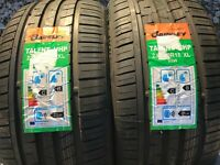 2 X NEW 235 40 18 BARKLEY TALENT UHP TYRES 235/40 R18 95W XL