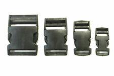 Plastic Buckle Quick Release Buckles Adjustable Webbing 20mm 25mm 30mm 38mm 50mm