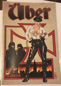 Uber #2 - She-Wolf Of The SS variant - Ltd 1250 - NM+