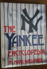 The Yankee Encyclopedia Vol. 2 by Mark Gallagher (1996, Hardcover)