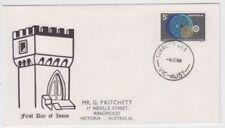 XF/S (Extremely Fine/Superb) Australian First Day Covers