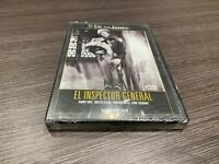 Il Inspector Generale DVD Danny Kaye Walter Slezak B Bates Sigillata Sealed