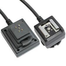 TTL Kabel Blitzkabel passend für Pentax System Blitze