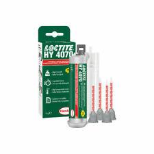 Adesivo Loctite HY 4070 Ibrido Strutturale Fissaggio Rapido Acciaio Plastica