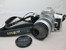 Minolta Dynax 505si Film Camera Maxxum HT si Plus Tested with Batteries