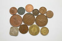 OLD WORLD COINS USEFUL LOT B20 ZA29