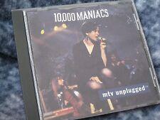 "1000 MANIACS CD ""MTV UNPLUGGED"" 1993 MTV"