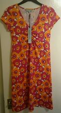 House of fraser dickins and jones summer dress size 10  floral flowers BNWT