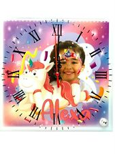 """10 pcs Sublimation Blank Glass Clock with Mechanisms Included, 8"""" x 8 """""""
