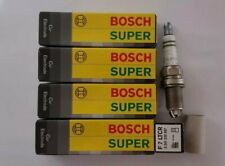 4x Bosch Super Spark Plug F7LTCR 0241235697