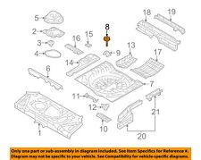 NISSAN OEM Floor Rails-Rear-Spare Clamp 74810JY01B