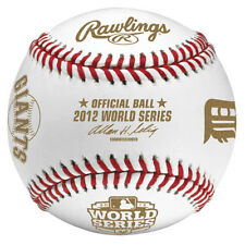 Rawlings Official 2012 World Series Dueling Teams Baseball  SF Giants