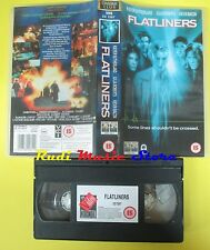 film VHS FLATLINERS 1995 sutherland roberts bacon COLUMBIA CC 7267 (F50) no dvd