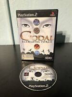 Tested GoDai: Elemental Force (Sony PlayStation 2, 2002) PS2 3DO