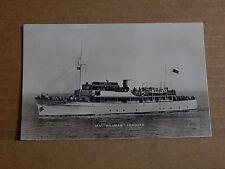 Postcard Shipping Pleasure Cruiser M.V,Kiloran Torquay .unposted