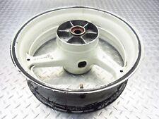 """2003 03-04 HONDA CBR600RR CBR 600RR REAR WHEEL RIM 17X5.50 17"""" OEM STRAIGHT"""
