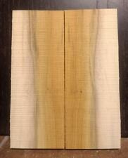 Beautiful Irish contrasting yew knife handle scales blanks  Very Rare !!!