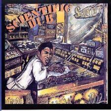 Scientist - Scientific Dub LP - SEALED - New Copy - Classic Dub King Tubby