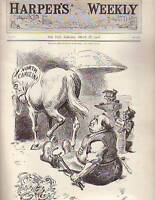 1908 Harper's Weekly March 28- Bryan's problems; Rats
