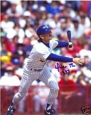 DICKIE THON MILWAUKEE BREWERS SIGNED 8X10 PHOTO W/COA