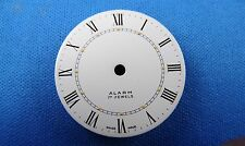 Alarm Wrist Watch Dial Part -Latin Numbers- 30mm -Swiss Made- 17 Jewels #283