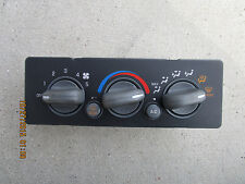 99 - 04 PONTIAC GRAND AM GT SE 3.4L V6 SFI A/C HEATER CLIMATE CONTROL 09363072