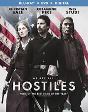 Hostiles (Blu-ray/DVD, 2018) LGF