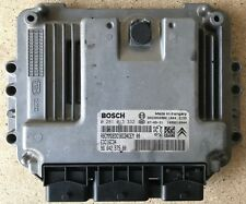 Calculateur débloqué EDC16C34 Peugeot 307 1.6 HDI 90 9664257580 0281013332