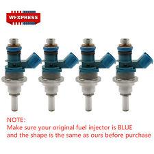 4x Fuel Injectors For Mazda Speed 3 6 CX-7 2.3L Non Turbo L3K9-13-250A  E7T20271