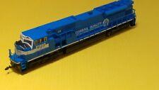 Kato N Scale EMD SD80MAC Conrail #4123 DCC