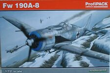 Eduard 1/72 EDK70111 Focke Wulf Fw190A-8  Profipack Edition