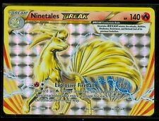 Pokemon NINETALES BREAK 16/108 - XY Evolutions - RARE HOLO - MINT