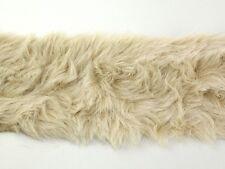 10.2cm Simplicity Faux Fur Trimming  Camel - per metre (T100/1862219001)