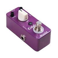New Mooer Echolizer Digital Delay Micro Guitar Effects Pedal