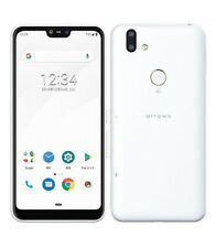 FUJITSU ARROWS M05 TOUGH PHONE MADE IN JAPAN ANDROID SMARTPHONE UNLOCKED WHITE