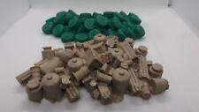 N-Scale 2 Unfinished Debri's & Tire Piles / Detail Parts