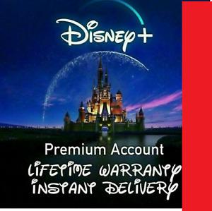 Disney plus/Full HD ✅ 2 ans ✅ 100% Garantie ✅ INSTANT DELIVERY