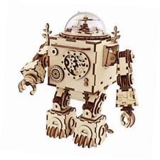 """""""NIB"""" Steampunk  Robotime Orpheus Music Box AM601"""