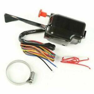 Omix-Ada 17232.03 Black Turn Signal Switch & Wiring Harness FOR CJ5/Jeepster/M38