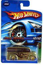 2006 Hot Wheels Treasure Hunt #50 Dairy Delivery