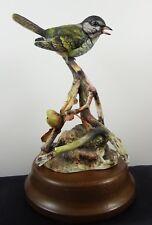 Large Hereford Fine China Limited Edition British Bird Figurine 47/500