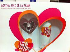 AGATHA RUIZ PRADA LOVE LOVE LOVE EAU TOILETTE 50 ML + DESODORANTE 150 ML