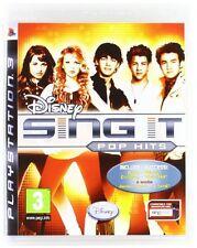 Disney Sing It Pop Hits PS3 Playstation 3 IT IMPORT HALIFAX