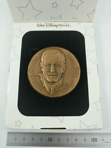 Disney World Share a Dream Come True Walt Medallion 100 Years of Magic NIB #31